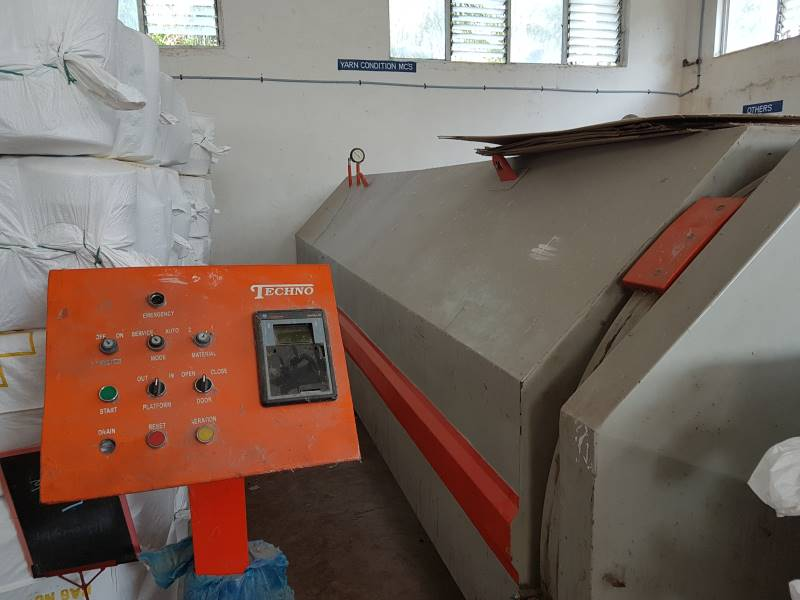 USED AUTO – CLAVE FOR SALES  OR YARN CONDITIONING MACHINE
