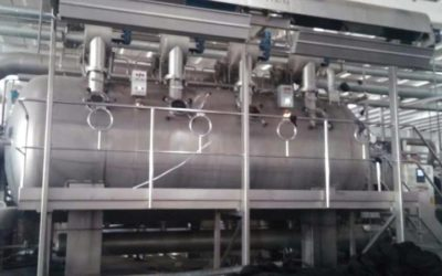 USED THEN AIRFLOW KNIT FABRIC DYEING MACHINE