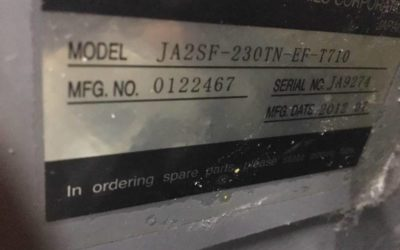 USED TOYOTA JAT AIR JET LOOMS